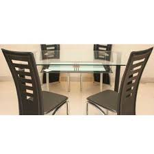modular dining table and chairs modular home furniture modular dining room set manufacturer from pune