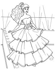 kids under 7 princess coloring pages part 2
