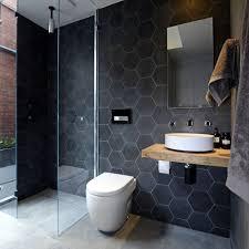 Bathroom Tile Feature Ideas Colors Best 25 Charcoal Bathroom Ideas On Pinterest Slate Bathroom