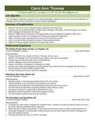 New Massage Therapist Resume Examples by Massage Therapist Resume Sample My Perfect Resume Massage