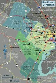 Map Of Northern Virginia File Northern Virginia Map Svg Wikimedia Commons