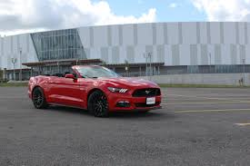 ricer mustang 2017 ford mustang gt convertible review autoguide com news