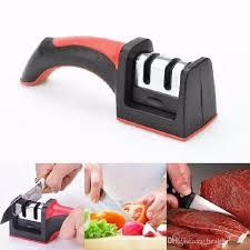 sharpening ceramic kitchen knives stainless steel kitchen knife sharpener ceramic sharpening