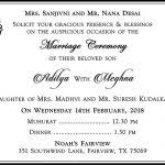 wedding card wording wedding cards invitation wordings best sle wedding card