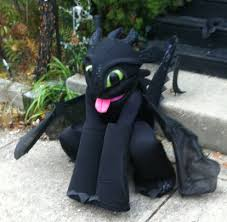 toothless costume how to your fansite