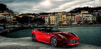 Ferrari California 1965 - 2016 ferrari california t hs drive