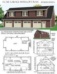 Three Car Garage With Apartment Plans Garage Apartmentplan 90941 The Two Bedroom Suite Over This