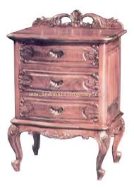 Indonesian Bedroom Furniture by 3 Drawers Chest Bedroom Furniture Indonesian Furniture