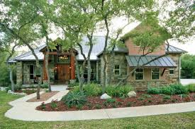 We Love The Texas Hill Country And Home Designs Inspired Exterior - Texas hill country home designs