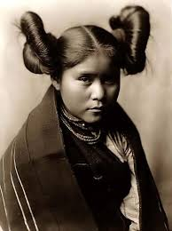 american indian native american hairstyle indian maiden by edward s curtis the original princess leah