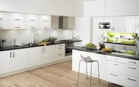Kitchen White Cabinets Black Countertops - decor appealing kitchen backsplash ideas with white cabinets