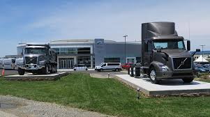 volvo truck trailer volvo trucks opens customer center at virginia factory transport