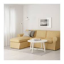 Ektorp Sofa With Chaise Ektorp 3 Seat Sofa Nordvalla Dark Beige Ikea