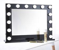 Makeup Vanity Mirror With Lights Lighted Make Up Mirror Ebay