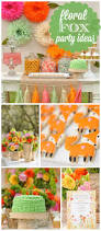 Halloween Birthday Party Ideas For Girls by Best 25 Orange Birthday Parties Ideas On Pinterest Harry Potter