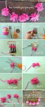 yarn pom poms gonna do this for the dorm crafts to do