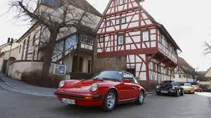 vintage porsche convertible bbc autos porsche 911 through the years and gears