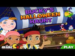 jake neverland pirates halloween treasure hunt halloween