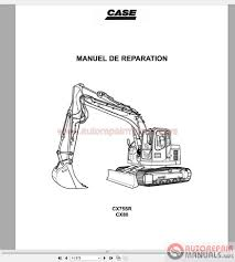 case workshop manuals service manuals auto repair manual forum