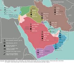 Map Of The Middle East And Africa by Why Is India U0027s Modi Visiting Saudi Arabia