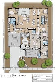 Lennar Independence Floor Plan 2gen Ranch