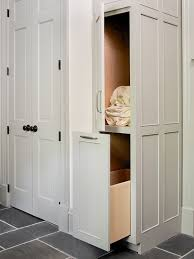 Pull Out Laundry Cabinet Best 25 Transitional Hampers Ideas On Pinterest Transitional