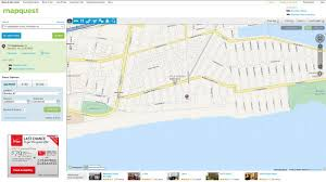 Map Mapquest New York Architecture Photos Mapping New York