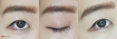 tony moly 7 days tattoo eyebrow in 02 dark brown review yoonyee