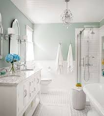 Green And White Bathroom Ideas Best 20 Seafoam Bathroom Ideas On Pinterest Cottage Style White