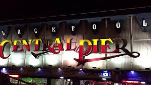 blackpool illuminations open top tram tour 2015 youtube