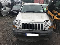 jeep liberty silver jeep west cork 4 4 breakers