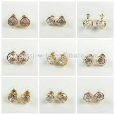 simple earrings design different types simple beautiful fashion new design 24k