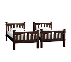 Pottery Barn Kids Bunk Beds Adorable Bunk Beds That Separate Into Single Beds And Kendall Twin