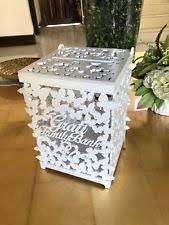 wedding money box wedding money box ebay