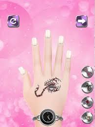 nail art princess nail salon girls games youtube download free