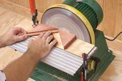 chamfer woodworking plans and information at woodworkersworkshop