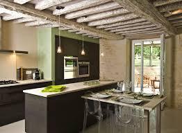atelier cuisine et electrom駭ager cuisine équipée caen spécialiste bois béton ciré métal