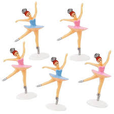 ballerina cake toppers toppers picks layer cake shop