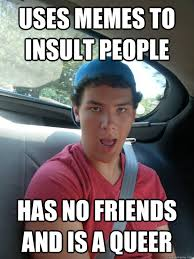 Insulting Memes - 30 very funny insult meme pictures and photos