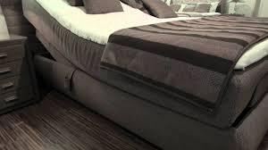 Ostermann Schlafzimmer Bett Ostermann Bugatti Boxspringbett Gold Youtube