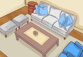 livingroom cartoon how to choose living room furniture 15 steps with pictures