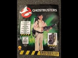 Ghostbusters Halloween Costume Ghostbusters Halloween Costume Kids Ghostbusters Costume