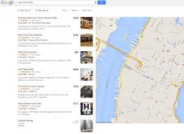 Central Park New York Google Maps by Google Drops Local Carousel For Hotels Restaurants U0026 Other Local