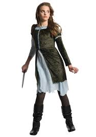 gretel costume witch hunter warriors sidekicks princes princesses and queens luc u0027s
