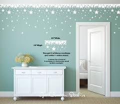 star border decal white stars wall decal disney decal magical star border decal white stars wall decal disney decal magical