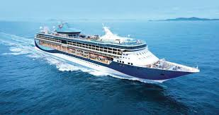 at sea the world s best cruise ships been named