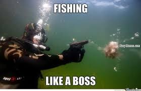 Like A Boss Meme - fishing like a boss navy memes clean mandatory fun