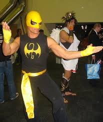 Iron Fist Halloween Costume 42 Iron Fist Images Irons Marvel Comics