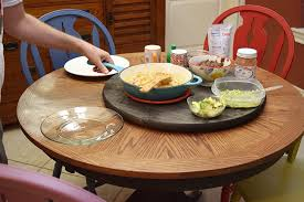 small lazy susan for kitchen table diy lazy susan dream a little bigger for diy designs 6
