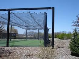 back up nets barrier netting cages for soccer golf lacrosse